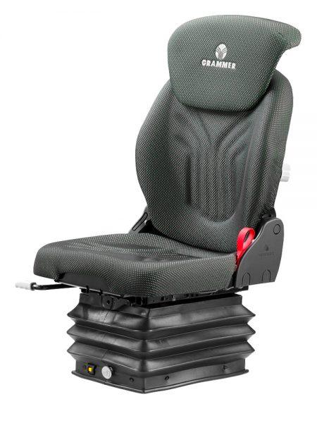Grammer Compacto Comfort S luchtgeveerde stoel (MSG93/511) voor tractor en trekker