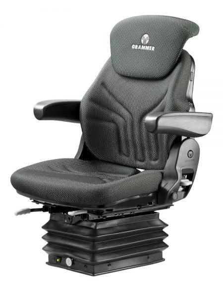 Grammer Compacto Comfort W (MSG93/721) luchtgeveerde stoel voor trekker en tractor - trekkerstoel tractorstoel