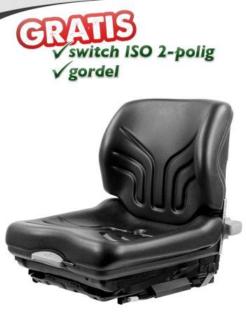 Grammer MSG20 heftruckstoel kopen met GRATIS Switch en Gordel