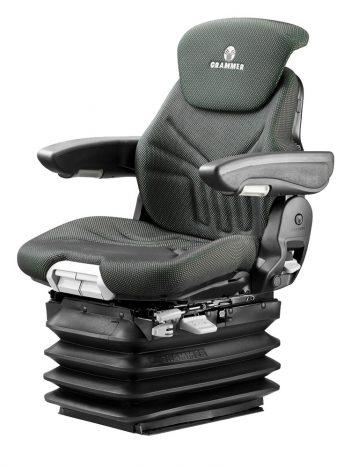 Grammer Maximo Comfort Plus luchtgeveerde stoel (MSG95A/731) voor tractor