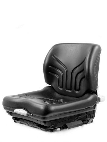 Grammer MSG20 mechanisch geveerde stoel PVC voor tractor, bouwmachine en heftruck