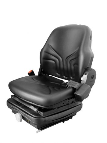 Grammer MSG85/721 mechanisch geveerde stoel PVC voor heftruck