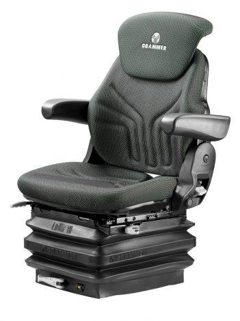 Grammer Maximo Basic M mechanisch geveerde stoel (MSG85/721) voor tractor