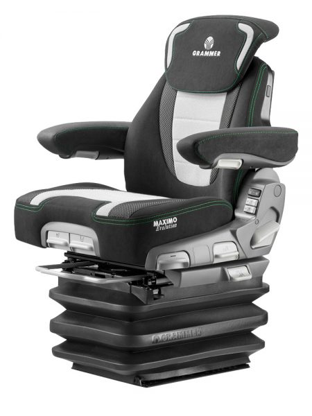 Grammer Maximo Evolution Dynamic luchtgeveerde stoel