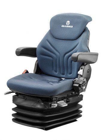 Grammer Maximo L - Luchtgeveerde stoel voor heftruck en bouwmachine