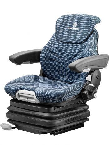 Grammer Primo EL Plus luchtgeveerde stoel PVC (MSG75EL/731) voor heftruck