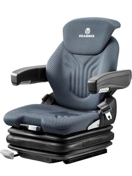 Grammer Primo XL luchtgeveerde stoel PVC (MSG75GL/521) voor heftruck en bouwmachine