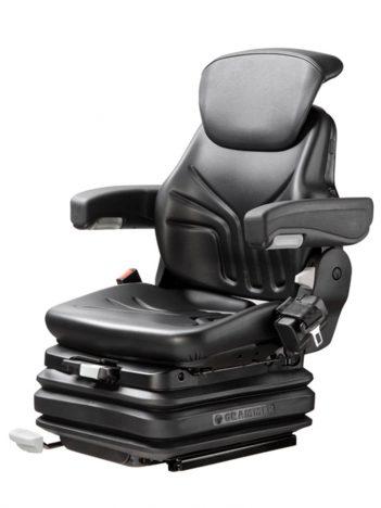 Grammer Primo XL Plus luchtgeveerde stoel PVC (MSG75G/721) voor heftruck