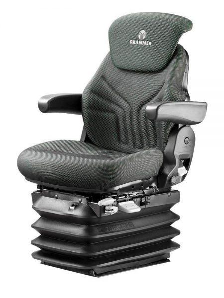 Grammer Maximo Comfort luchtgeveerde stoel (MSG95G/731) voor tractor