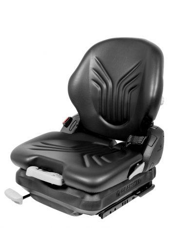 Grammer Primo XM mechanisch geveerde stoel PVC (MSG65/521) voor heftruck en bouwmachine