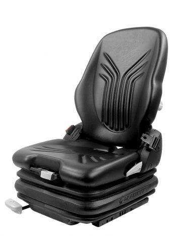 Grammer Primo XXL luchtgeveerde stoel PVC (MSG75G/522) voor tractor, bouwmachine en heftruck