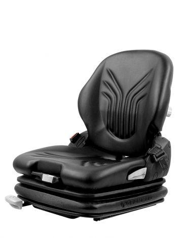 Grammer Primo L luchtgeveerde stoel PVC (MSG75G/521) voor heftruck en bouwmachine