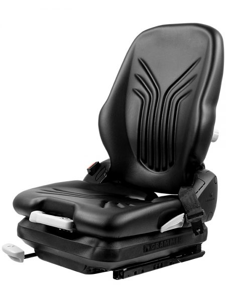 Grammer Primo XXM mechanisch geveerde stoel PVC stoel voor heftruck en bouwmachine