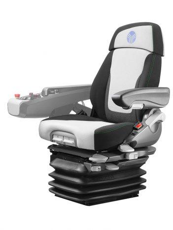 Grammer Maximo Dynamic Plus luchtgeveerde stoel voor tractor