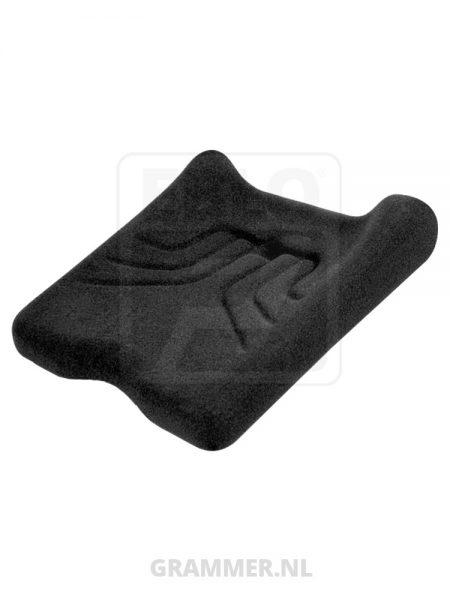 Grammer zitkussen MSG20 SM smal stof zwart