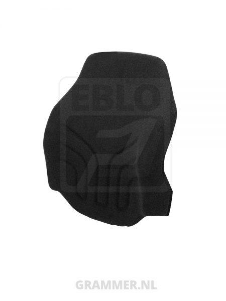 Grammer rugkussen MSG 20 SM stof zwart voor hef(reach)truck