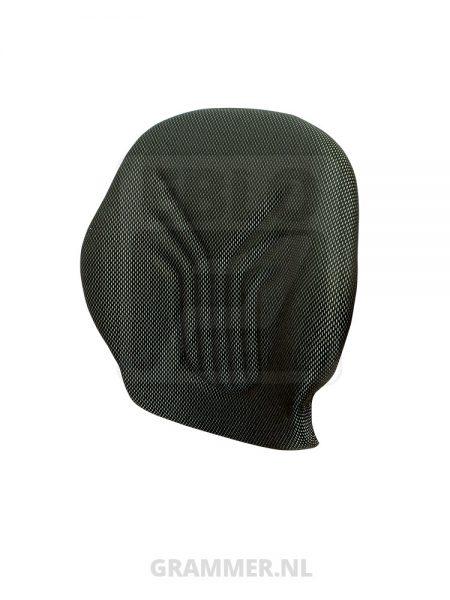 Grammer rugkussen 511 stof groen/zwart voor Compacto Comfort S, Compacto Basic S, Primo Professional S - MSG75GL, MSG83, MSG93