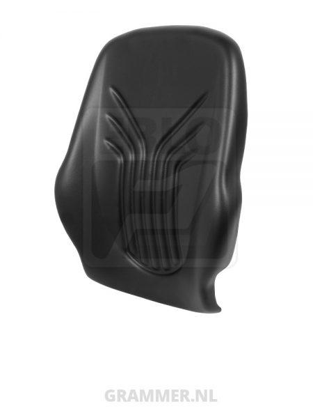 Grammer rugkussen 522 zwart pvc voor Primo XXM en Primo XXL - MSG65, MSG75G