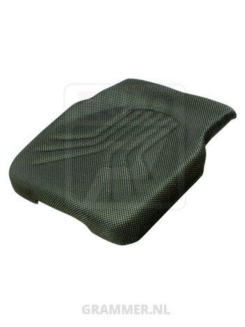 Grammer zitkussen 511 stof agri groen/zwart voor Compacto Comfort S, Compacto Basic S, Primo Professional S - MSG75GL, MSG83, MSG93