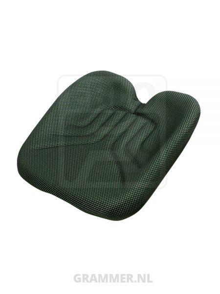 Grammer zitkussen 520 stof agri groen/zwart voor Grammer Universo MSG44