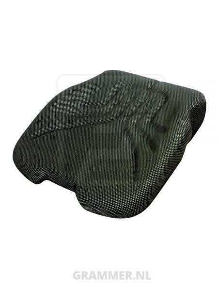 Grammer zitkussen 731 stof groen/zwart (agri) voor Maximo Comfort Plus, Maximo Professional - MSG95A, MSG95AL
