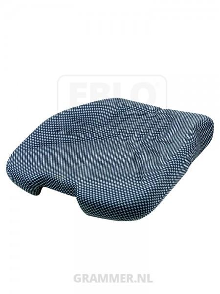 Grammer zitkussen 731 stof blauw/zwart voor Primo EL Plus, Maximo XXL - MSG75EL, MSG95AL