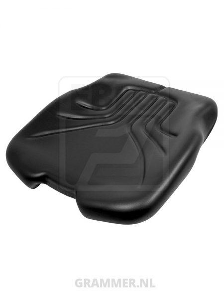 Grammer zitkussen 731 zwart pcv voor Maximo XM, Maximo XXL, Maximo Comfort Plus, Maximo Professional, Primo EL Plus - MSG75EL, MSG85, MSG95A, MSG95AL, MSG95G