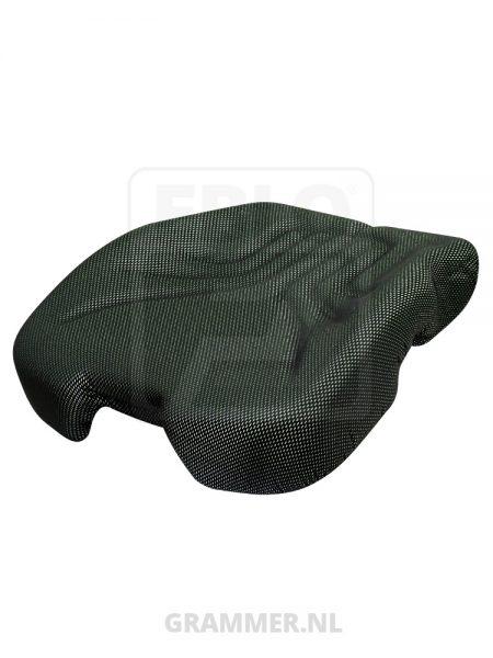 Grammer zitkussen 741 stof groen/zwart (agri) voor Maximo Dynamic MSG95AL