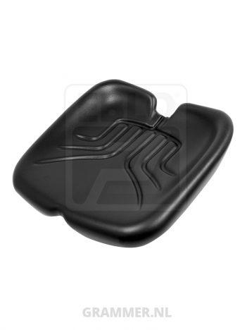 Grammer zitkussen voor MSG30 zwart pvc