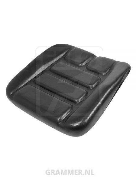 Zitkussen passend voor Grammer DS85/H90 zwart pcv