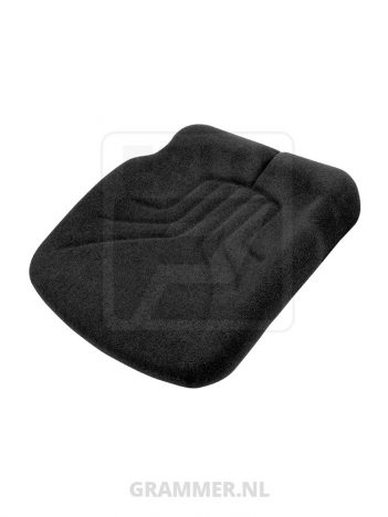 Grammer zitkussen 721 stof zwart voor Maximo Basic, M, L, Compacto Comfort W, Compacto Basic W, Primo XL Plus - MSG75G, MSG83, MSG85, MSG93, MSG95G