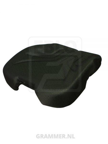 Grammer dikke zitkussen stof groen 3D