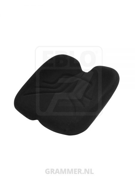 Grammer zitkussen stof zwart MSG30