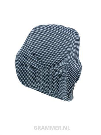 Grammer rugkussen 721 stof blauw/zwart voor Maximo L - MSG95G