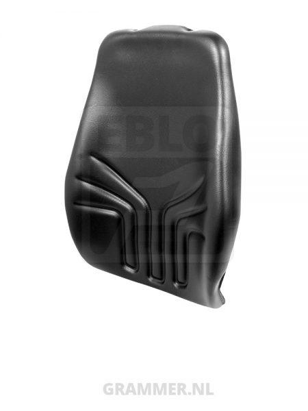 Grammer rugkussen 722 zwart pvc voor Actimo M, XL, XXL - MSG85, MSG95, MSG97