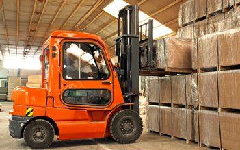 Stoelen voor heftrucks en industriële voertuigen