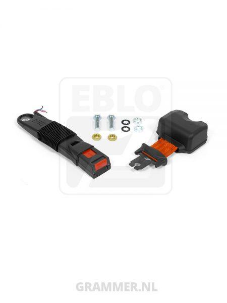 rolgordel met oranje band en switch