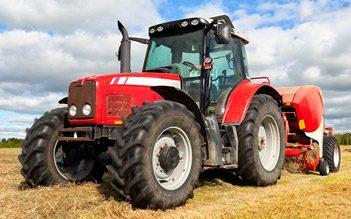 Stoelen voor landbouwvoertuigen