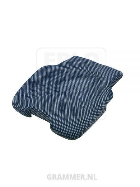 Grammer zitkussen stof blauw type 521/522
