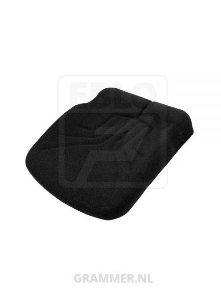 Grammer zitkussen stof zwart type 721