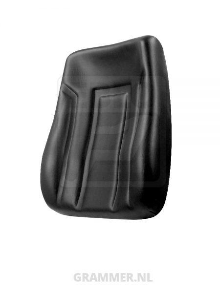 Rugkussen passend voor Grammer DS85/HLA zwart pvc