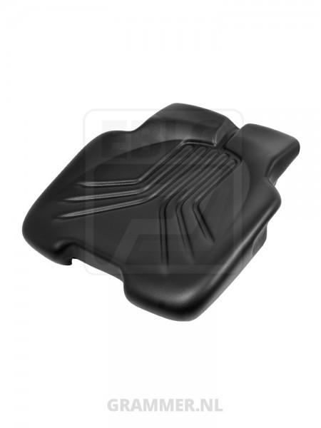 Grammer zitkussen 522 zwart pvc voor Primo XXM, Primo XXL - MSG65, MSG75GL
