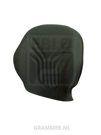 Grammer rugkussen 521 stof agri groen/zwart voor Compacto Comfort M, Compacto Basic M, Primo Professional M - MSG75, MSG83, MSG93