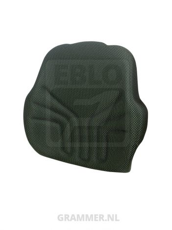 Grammer rugkussen 721 stof agri groen/zwart voor Maximo Basic, Compacto Comfort W, Compacto Basic W - MSG83, MSG85, MSG93