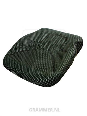 Grammer zitkussen 721 stof-agri groen/zwart voor Maximo Basic, Compacto Comfort W, Compacto Basic W - MSG83, MSG85, MSG93