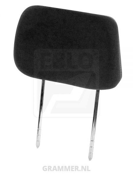 US.760300 hoofdsteun stof zwart voor Grammer DS85 en Grammer LS95 en UnitedSeats Top15 en Top25 stoelen