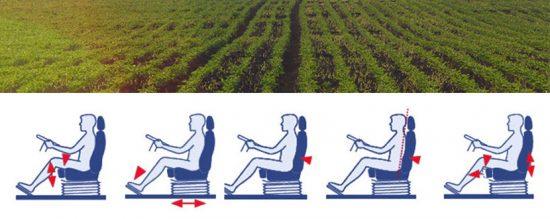tips om trekkerstoel goed af te stellen