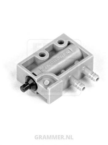 Grammer GR.82010 ventielblokje grijs voor MSG75 en MSG95