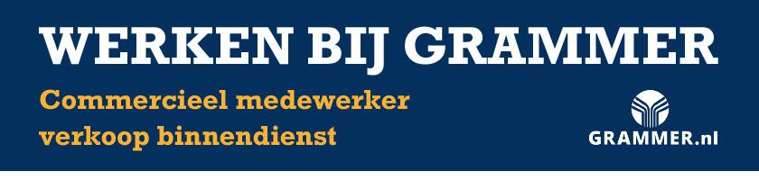 Werken bij Grammer.nl - Commercieel medewerker verkoop binnendienst