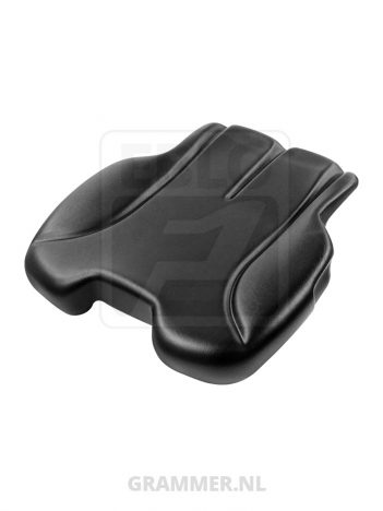 GR.405060 zitkussen Grammer type 531 pvc zwart voor Primo Grammer 1405242